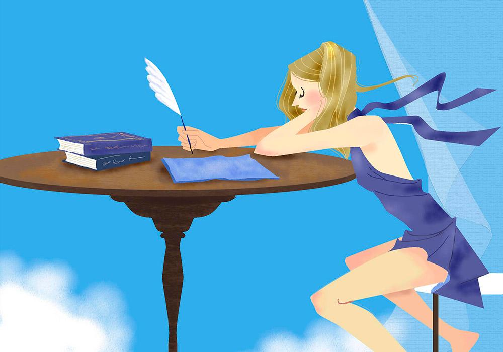 LINA EDA リーナ・エダ WISDOM 智慧の言葉 美しく生きるための9つの知恵 第5章 天空の調べ 〜自由の翼〜